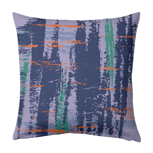 Lipofsky  - designed cushion by Julia Barstow