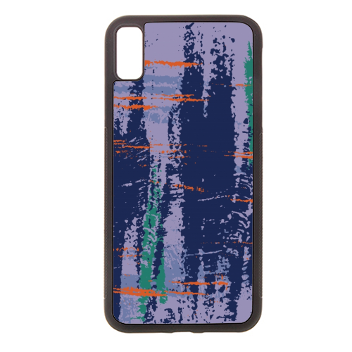 Lipofsky  - Rubber phone case by Julia Barstow