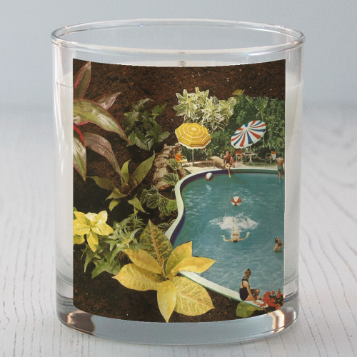 Summer fun - Candle by Maya Land