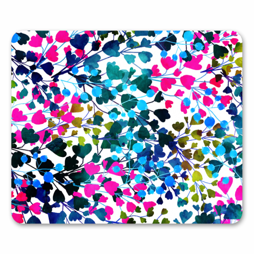Biome - personalised mouse mat by Uma Prabhakar Gokhale