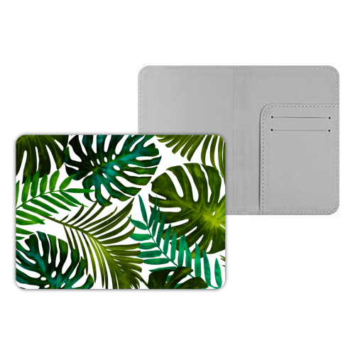 Tropical Dream V2 - designer passport cover by Uma Prabhakar Gokhale