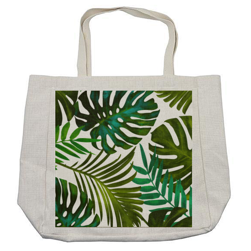Tropical Dream V2 - cool beach bag by Uma Prabhakar Gokhale