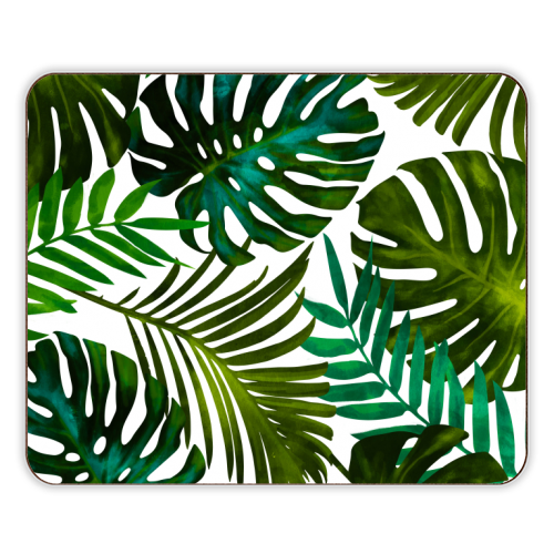 Tropical Dream V2 - photo placemat by Uma Prabhakar Gokhale