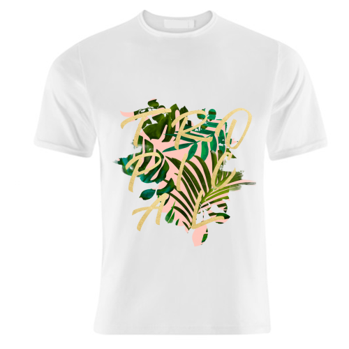 Tropical Dream V2 - unique t shirt by Uma Prabhakar Gokhale